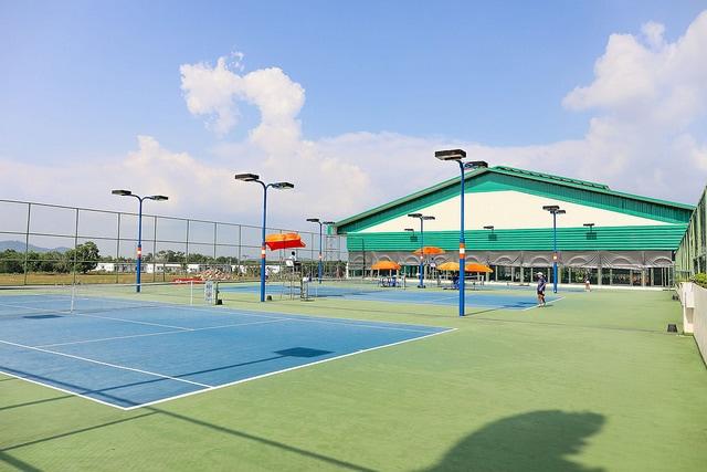 BISP Tennis Centre Outdoor Courts