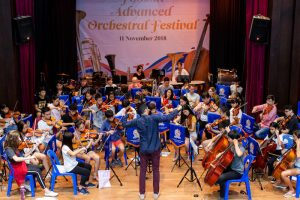 Watch LIVE from BISP Phuket: FOBISIA Advanced Orchestral Closing Concert