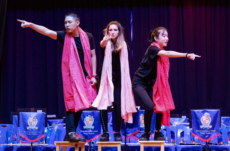 Drama | British International School Phuket