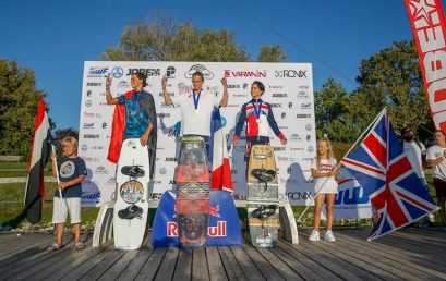 BISP Wakeboarding Brothers represent GB in Italy