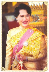 Photo of Her Majesty Queen Sirikit
