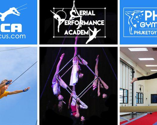 Trapeze, Aerial Arts & Gymnastics